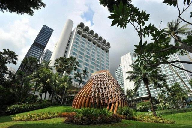 Khách sạn Shangri-La (Ảnh: ST)