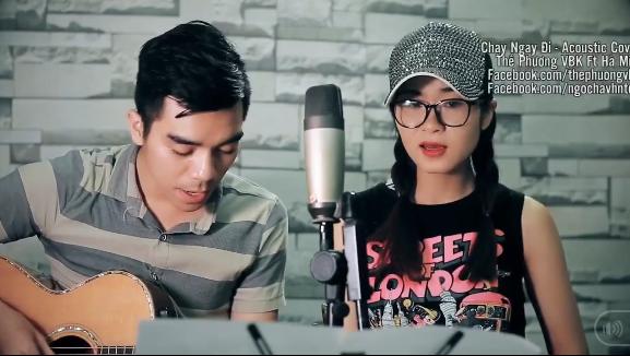"""""""Hát chậm"""" bản hit """"Chạy ngay đi"""" của Sơn Tùng M-TP phiên bản acoustic - 1"""