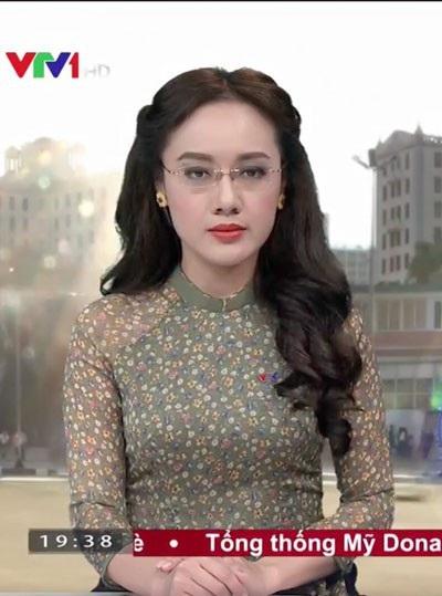Nữ BTV xinh đẹp Hoài Anh chia sẻ một số kiểu tóc đã xuất hiện trên truyền hình, băn khoăn không biết kiểu nào hợp nhất với mình và nhận được câu trả lời bất ngờ từ khán giả…
