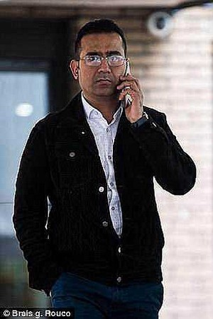 Muhammad Durrani, tài xế Uber, bị kết án 12 năm tù vì cưỡng hiếp nữ hành khách trong lúc cô này đang say xỉn