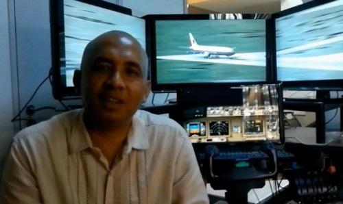 Cơ quan điều tra đã phát hiện nhiều chuyến bay mô phỏng trên máy tính tại nhà của cơ trưởng máy bay MH370. (Ảnh: Getty)