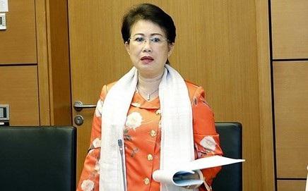 Bà Phan Thị Mỹ Thanh hiện là Trưởng Đoàn đại biểu Quốc hội tỉnh Đồng Nai.