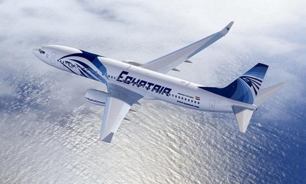 Một chiếc máy bay của hãng hàng không EgyptAir (Ảnh minh họa)