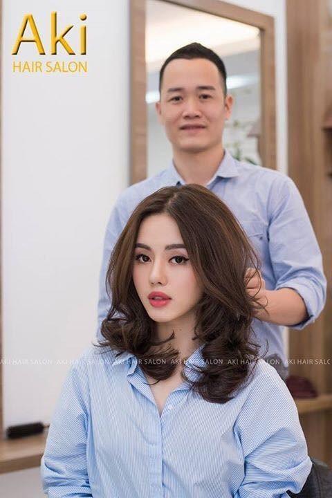 Aki Hairdressing salon - niềm tự hào của một nhà tạo mẫu - 4