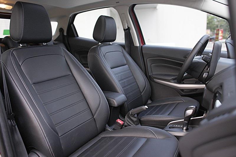 Ford Ecosport - Những đổi thay đáng giá - 9