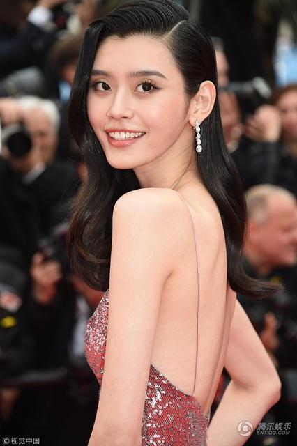 Ming Xi tham dự buổi ra mắt bộ phim Blackkklansman, một trong những phim tranh giải Cành cọ vàng tại LHP Cannes 2018, chiều 14/5.