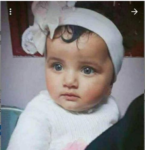Bé Leila al-Ghandour đã thiệt mạng do hít phải hơi cay