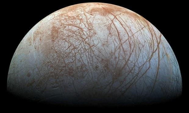 Mặt trăng của Sao Mộc là ứng cử viên chính cho cuộc sống ngoài hành tinh - 2