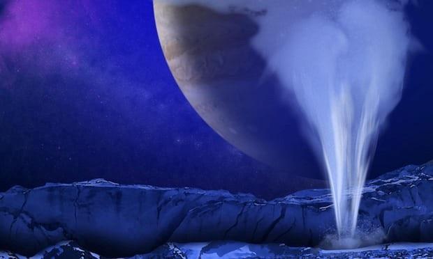 Mặt trăng của Sao Mộc là ứng cử viên chính cho cuộc sống ngoài hành tinh - 1