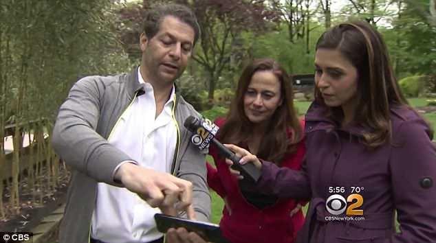 Vợ chồng anh Matthew và chị Maria Colonna-Emanuel bất ngờ trở thành nhân vật được truyền thông quan tâm những ngày này.