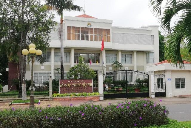 Phòng Quản lý vận tải phương tiện và người lái thuộc Sở GTVT tỉnh Bạc Liêu.