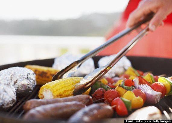 Tránh sử dụng lò nướng vào mùa hè.
