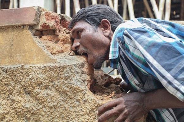Ăn đất hỗ trợ tiêu hóa có từ Thời kỳ đồ đá.