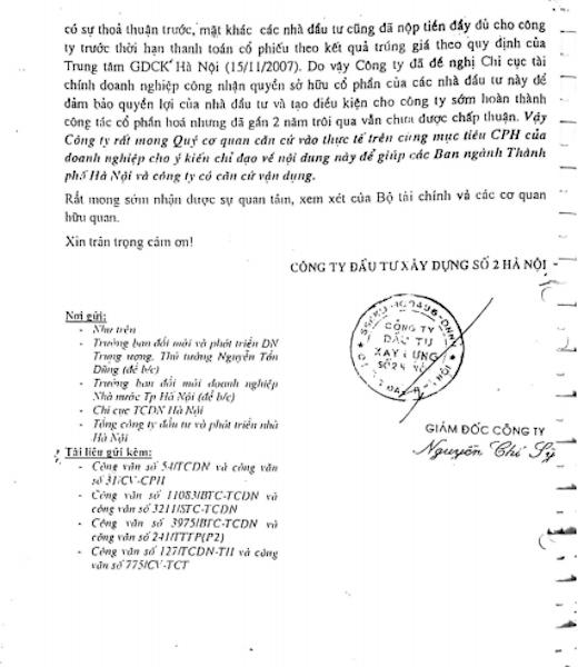 Ông Nguyễn Chí Sỹ đã không khắc phục những sai phạm mà còn tiếp tục kiến nghị cơ quan có thẩm quyền công nhận những sai phạm của mình, đặc biệt là các sai phạm liên quan đến việc chuyển nợ thành vốn góp mua cổ phần.