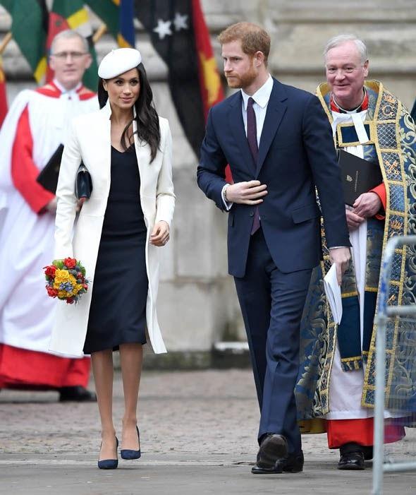 Họ có thể sẽ trở thành Công tước và Nữ Công tước xứ Sussex.