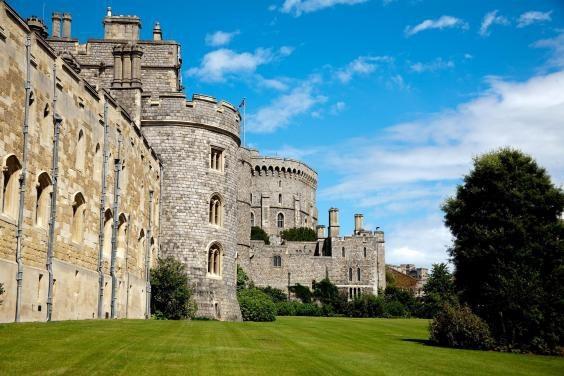 Đám cưới sẽ diễn ra tại lâu đài Windsor. (Ảnh: Independent)