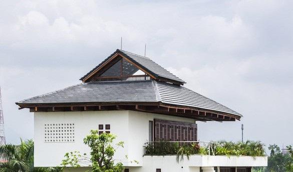 """Ngôi biệt thự """"bậc thang"""" ở Vĩnh Phúc được báo nước ngoài hết lời khen ngợi - 5"""