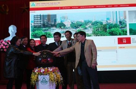 Công dịch vụ công mức độ 3.4 đi vào hoạt động đã mang lại hiệu quả tích cực cho người dân TP Thái Nguyên.
