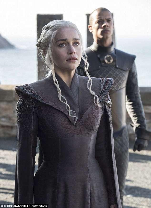 """Nữ diễn viên người Anh Emilia Clarke được người xem truyền hình trên khắp thế giới biết đến và yêu thích khi vào vai nữ chính Daenerys Targaryen trong loạt phim ăn khách """"Game of Thrones"""" (Trò chơi vương quyền)."""
