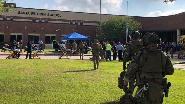 Vụ tấn công xảy ra vào sáng 18/5 theo giờ địa phương. (Ảnh: Reuters)
