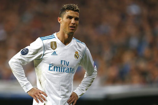C.Ronaldo tiến gần tới kỷ lục của Real Madrid ở Champions League