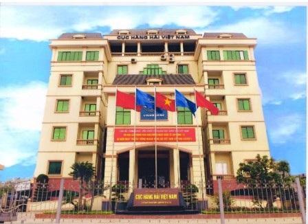 Trụ sở Cục Hàng hải Việt Nam- Bộ Giao thông vận tải.