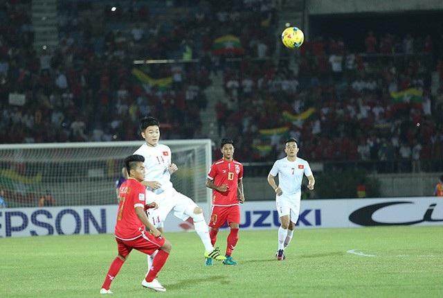 Đội tuyển Việt Nam đã thắng cả Myanmar, Malaysia và Campuchia ở vòng bảng AFF Cup 2016