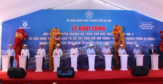 """Đường Minh Khai mở rộng, bất động sản quận Hai Bà Trưng đón """"cơn sốt"""" mới - 1"""