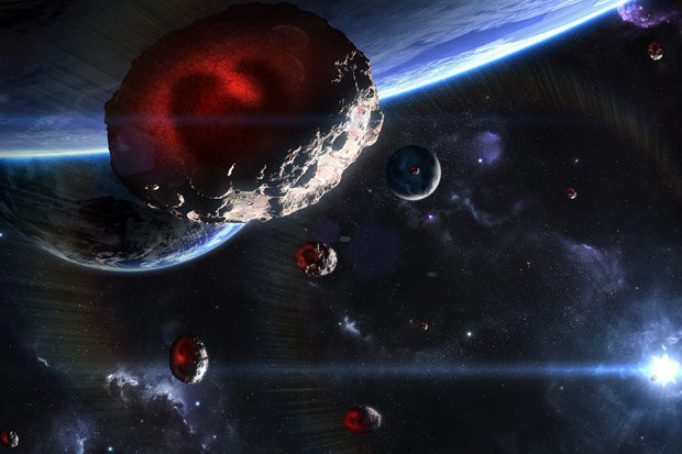 Nhiều người tin con người có nguồn gốc ngoài Trái đất.