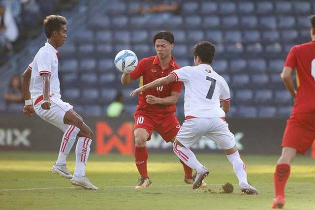 Ở kỳ AFF Cup gần nhất, đội tuyển Việt Nam từng thắng Myanmar