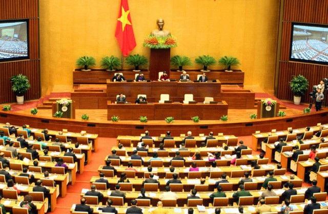 Kỳ họp thứ 5 của Quốc hội khai mạc ngày 21/5, dự kiến bế mạc vào 14/6/2018.