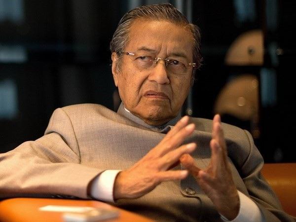 Tân Thủ tướng Malaysia Mahathir Mohamad (Ảnh: Business Times)