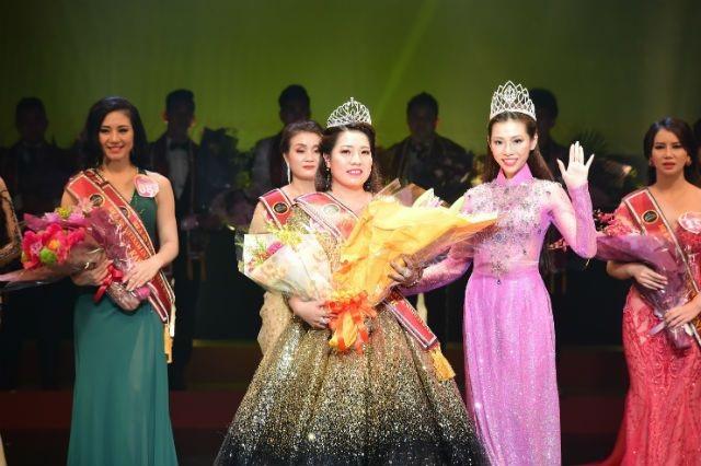 Lan Vy và Gia Lâm giành giải Hoa hậu và Nam vương - 15