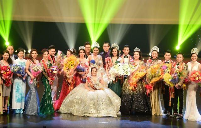 Lan Vy và Gia Lâm giành giải Hoa hậu và Nam vương - 5