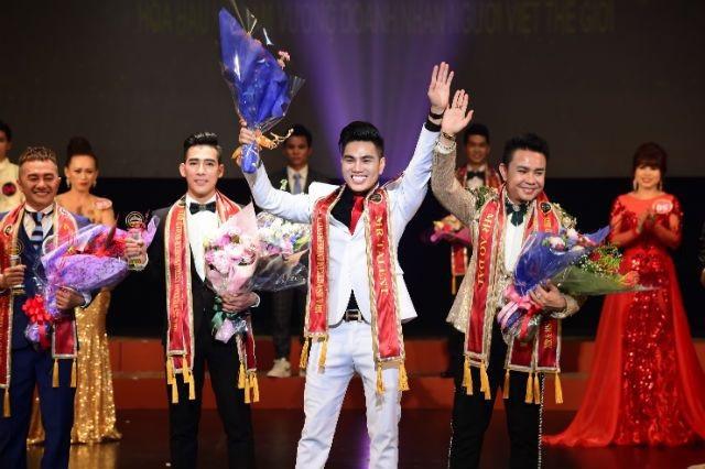 Ngoài ngôi vị cao nhất của mùa giải, tân nam vương còn đạt được giải thưởng Nam vương tài năng cho những cố gắng của mình.