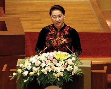 Chủ tịch Quốc hội: Nhiều nhiệm vụ quan trọng trong năm thứ 3 của nhiệm kỳ - 2