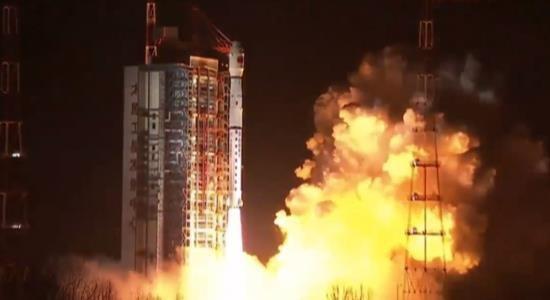 Vệ tinh Cầu Ô Thước được phóng từ Trung tâm phóng vệ tinh Tây Xương. Ảnh: nasaspaceflight.com