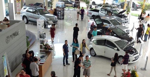 Người tiêu dùng Malaysia đang kỳ vọng giá ô tô sẽ giảm khi không còn thuế GST