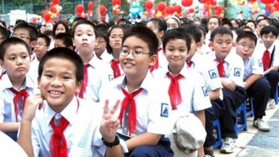 """Trường Chuyên Hà Nội - Amsterdam là một trong những trường """"hot"""" về tuyển sinh đầu cấp ở Hà Nội với số lượng hồ sơ đầu vào rất cao."""