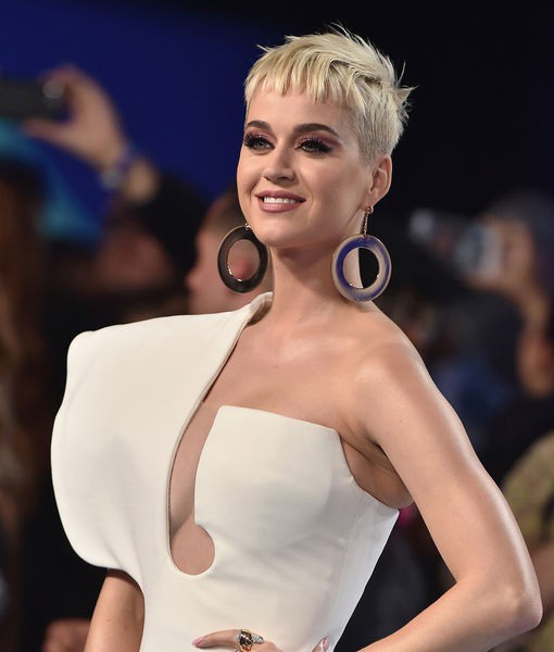 Nữ ca sĩ Katy Perry