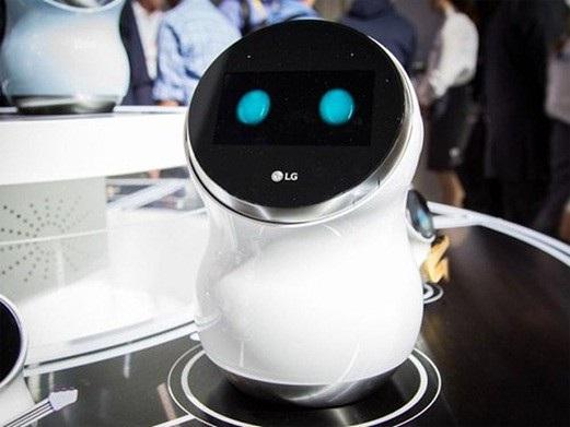 Một trong số những thiết bị mới nhất của LG
