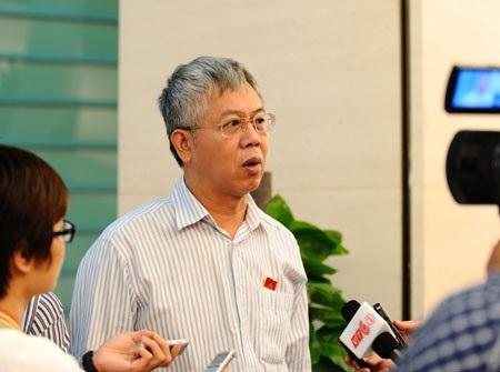 TS.Nguyễn Đức Kiên - Phó Chủ nhiệm UB Kinh tế của Quốc hội