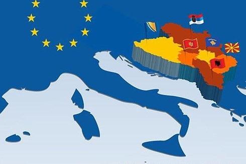 Thay vì đề cập trực tiếp tới triển vọng gia nhập khối của 6 ứng viên Tây Balkan, hội nghị thượng đỉnh ngày 17/5 bàn nhiều tới tăng cường hợp tác giữa hai bên. Ảnh: Independent