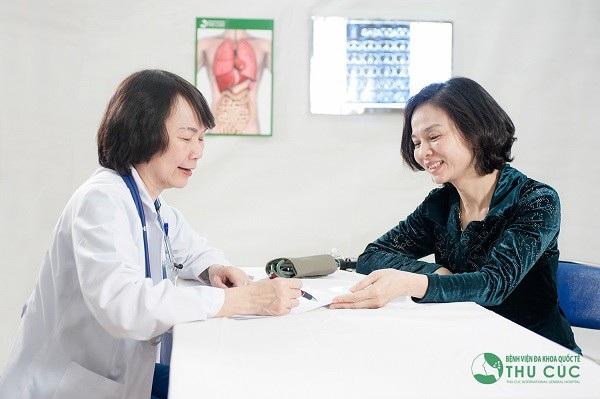 Người bệnh cần đi khám ngay khi có dấu hiệu đau xương chậu để được chẩn đoán chính xác bệnh