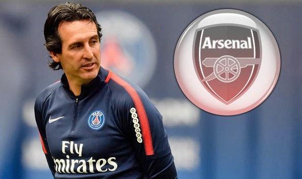 Khả năng cao HLV Unai Emery sẽ dẫn dắt Arsenal
