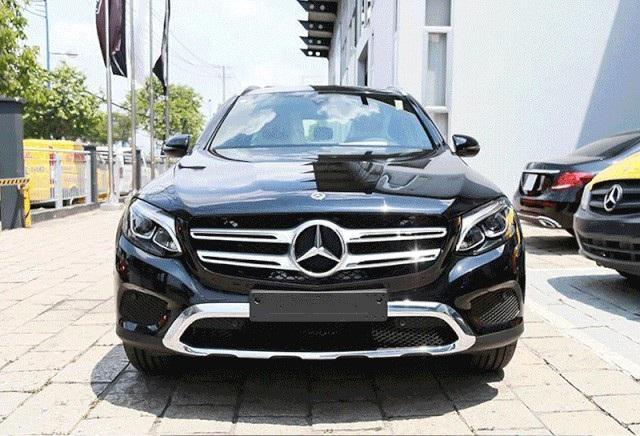 Mercedes-Benz GLC 200 khởi điểm từ 1,684 tỉ đồng - 1