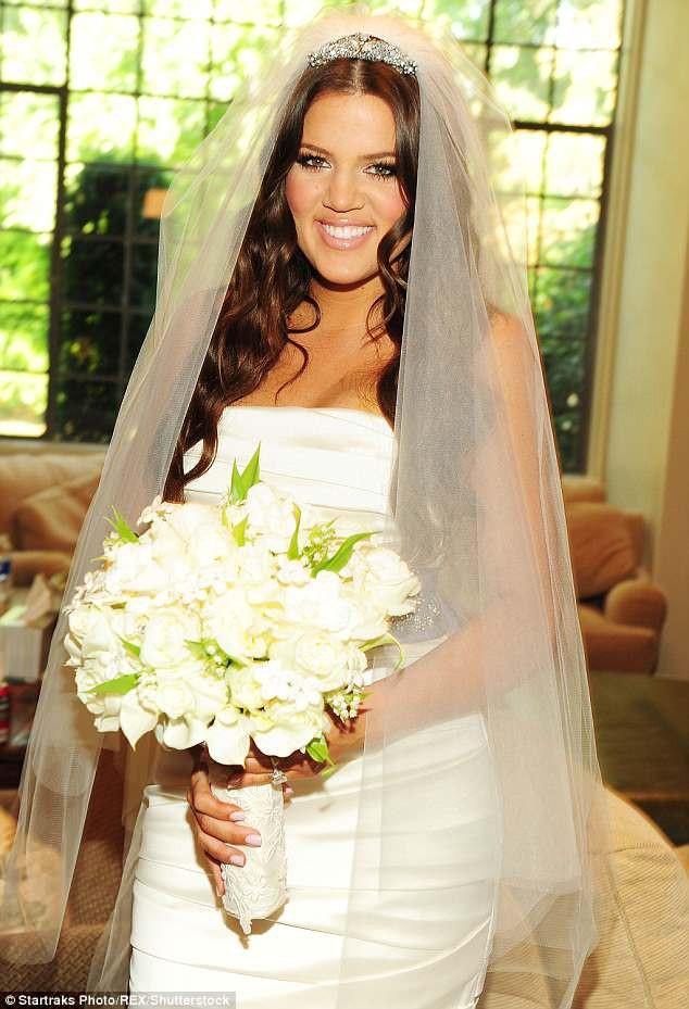 Khloe từng kết hôn với cầu thủ bóng rổ Lamar Odom vào năm 2009 sau ít tuần hẹn hò
