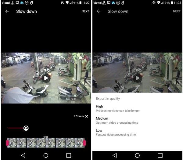Tạo hiệu ứng tua nhanh, chuyển động chậm và quay ngược cực độc trên video - 3