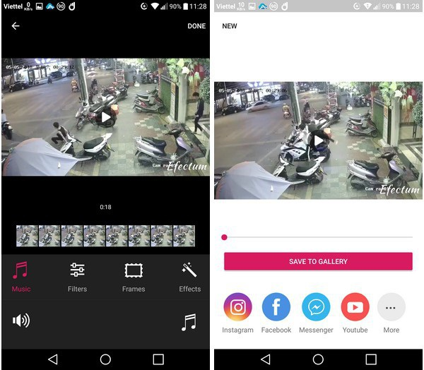 Tạo hiệu ứng tua nhanh, chuyển động chậm và quay ngược cực độc trên video - 4