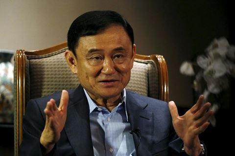 Cựu Thủ tướng Thái Lan Thaksin Shinawatra muốn trở nước